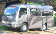 bali bus hire mini bus 12 seats