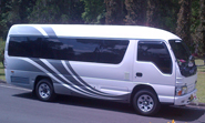 bali bus hire mini bus 17 seats