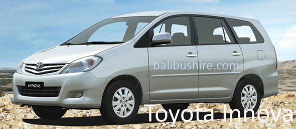 hire toyota innova and car rental self drive bali