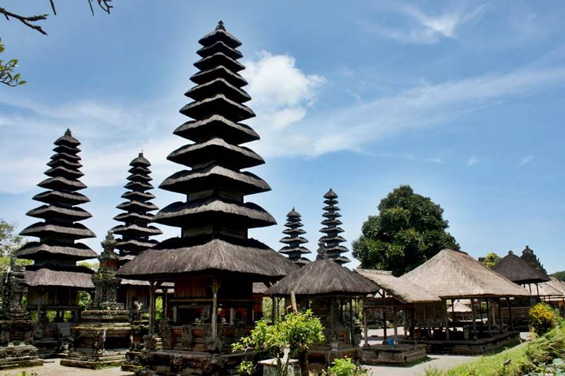Royal Family temple at Mengwi Village