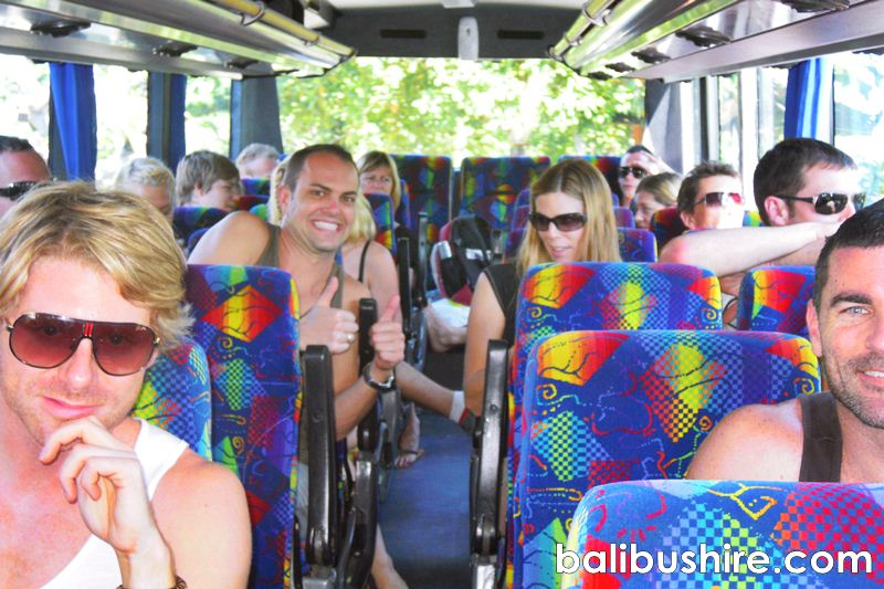 Australian Group Hire Bus 25 Seater Bali