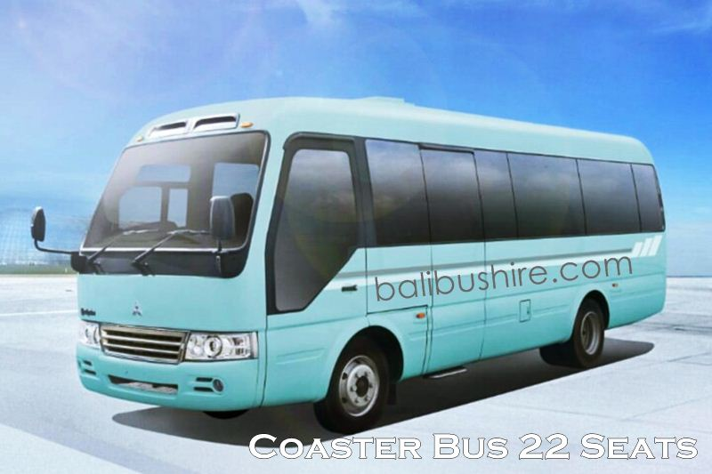 Coaster Bus Hire in Bali