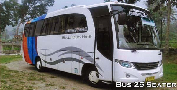 Bali Bus Hire 25 Seater